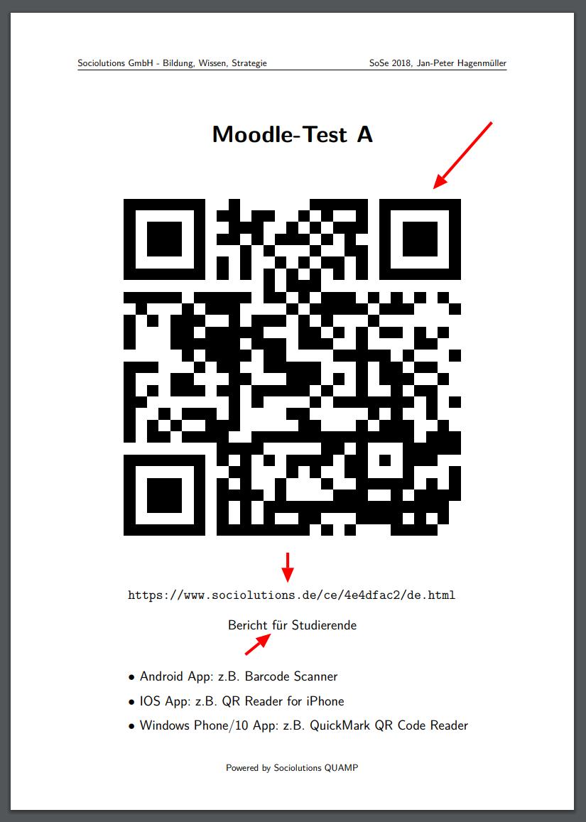 PDF mit QR-Code